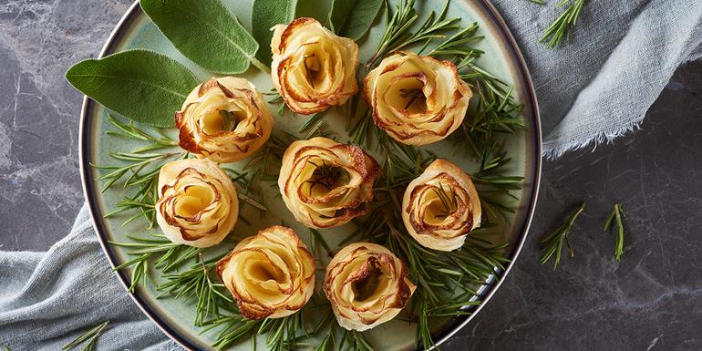 recept za Krompirjeve vrtnice