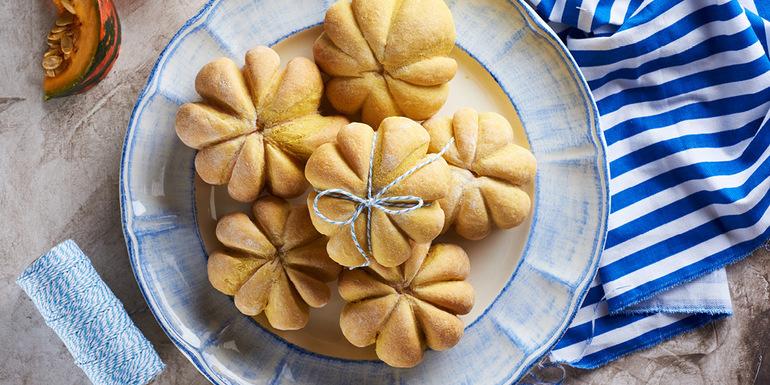 recept Bučni kruhki