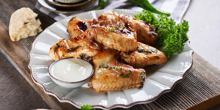 recept Sladko-pikantne perutničke