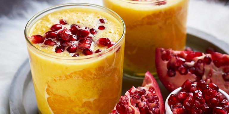 recept za pomarančni napitek