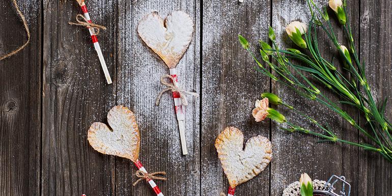 recept za valentinove pite na palčkah