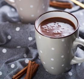 Opojna vroča čokolada
