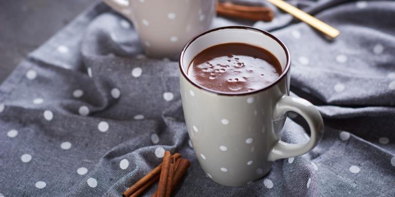 recept Opojna vroča čokolada