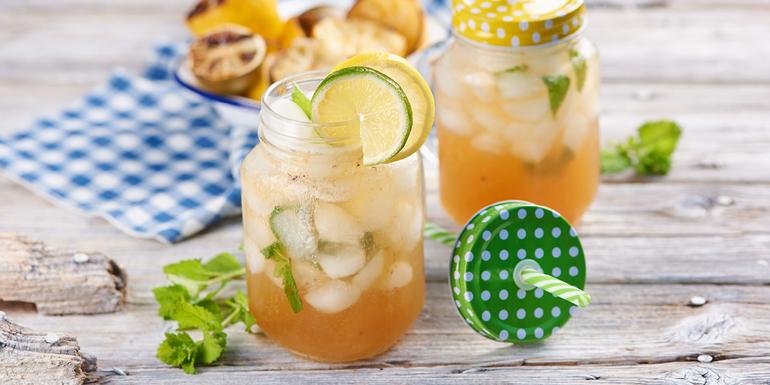 Recept za Gin limonada z žara