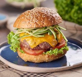 Poletni burger