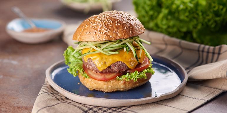 Recept za poletni burger