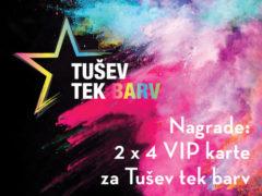 Velika nagradna igra Tuševega teka barv