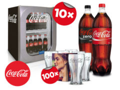 Osveži se s Coca-Colo