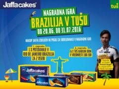 Nagradna igra Brazilija v Tušu