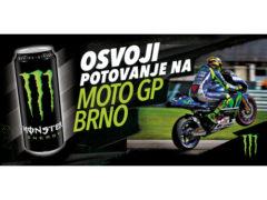 Monster Moto GP Brno