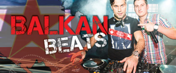 Balkan Beats večer na Disco Planet Kranj // 22.2. ob 22h // 18+