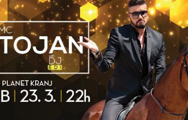 MC Stojan // sobota / 23.3. / ob 22h // 18+