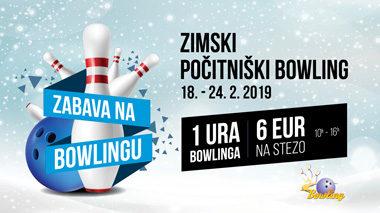 Počitniški Bowling V Planetu TUŠ Maribor