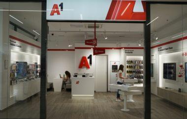 Nova prodajalna A1 v Planetu Tuš Celje je odprla svoja vrata