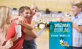 Družinski bowling