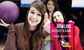 Bowling za punce in dame