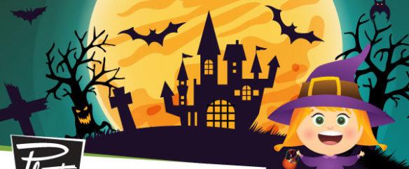 Noč čarovnic za otroke