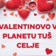 Valentinovo v Planetu Tuš Celje