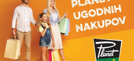 Planet ugodnih nakupov