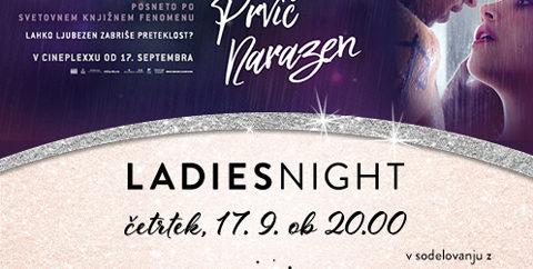 LADIES NIGHT: PRVIČ NARAZEN