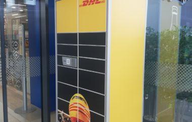 NOVO – DHL paketomat