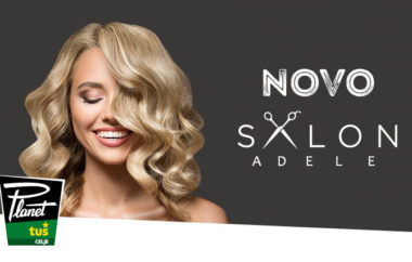 TOP NOVICA: NOV FRIZERSKI SALON ADELE