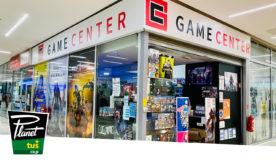 Game center – pestra ponudba