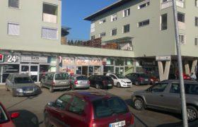 Tuš center Novo Mesto – Ulica Slavka Gruma
