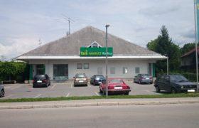 NOVO – Tuš market Rodica