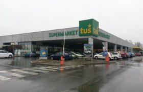 Tuš center Murska Sobota