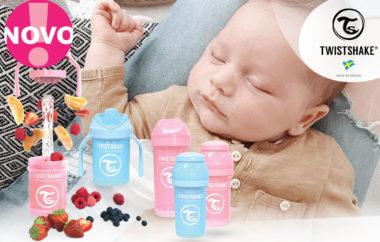 Twistshake – inovativni izdelki za hranjenje otrok